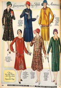 Womens 1920 Sears
